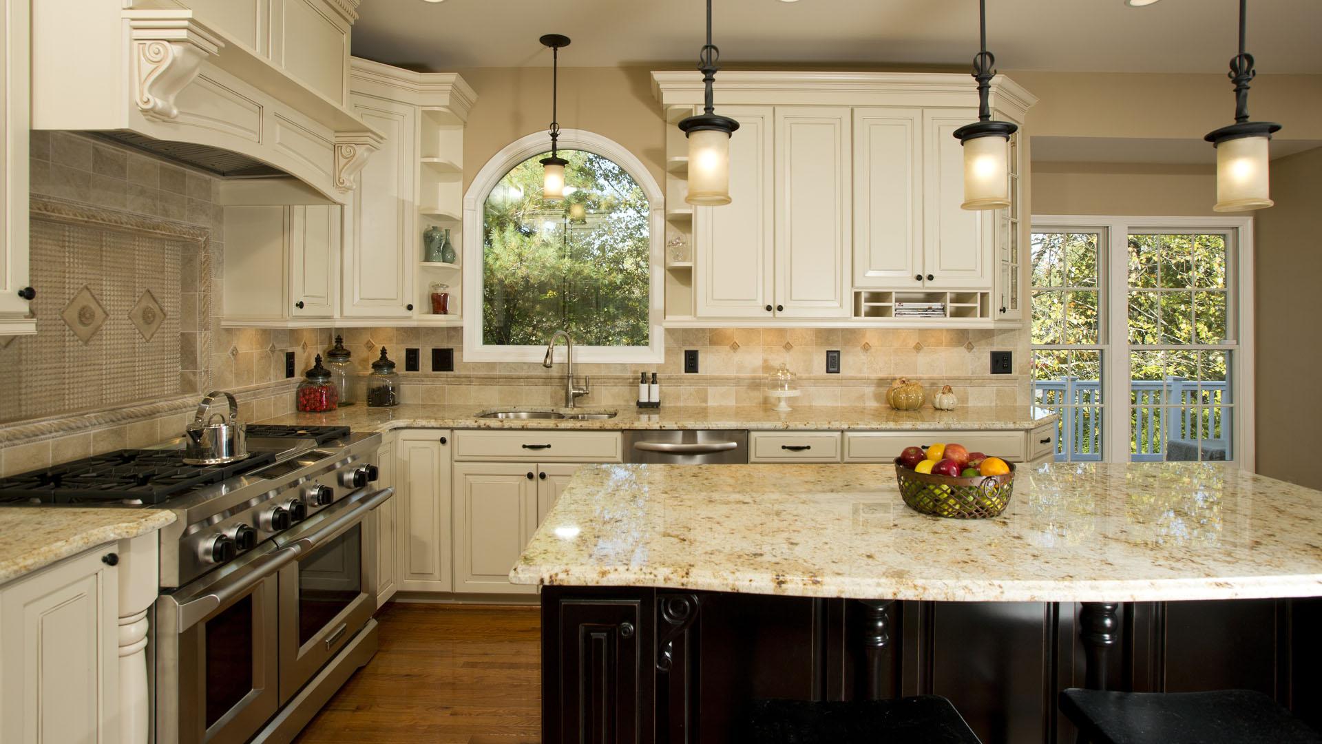 2015 NARI Capital CotY Grand Award Winner, Residential Kitchen $30,000 to $60,000