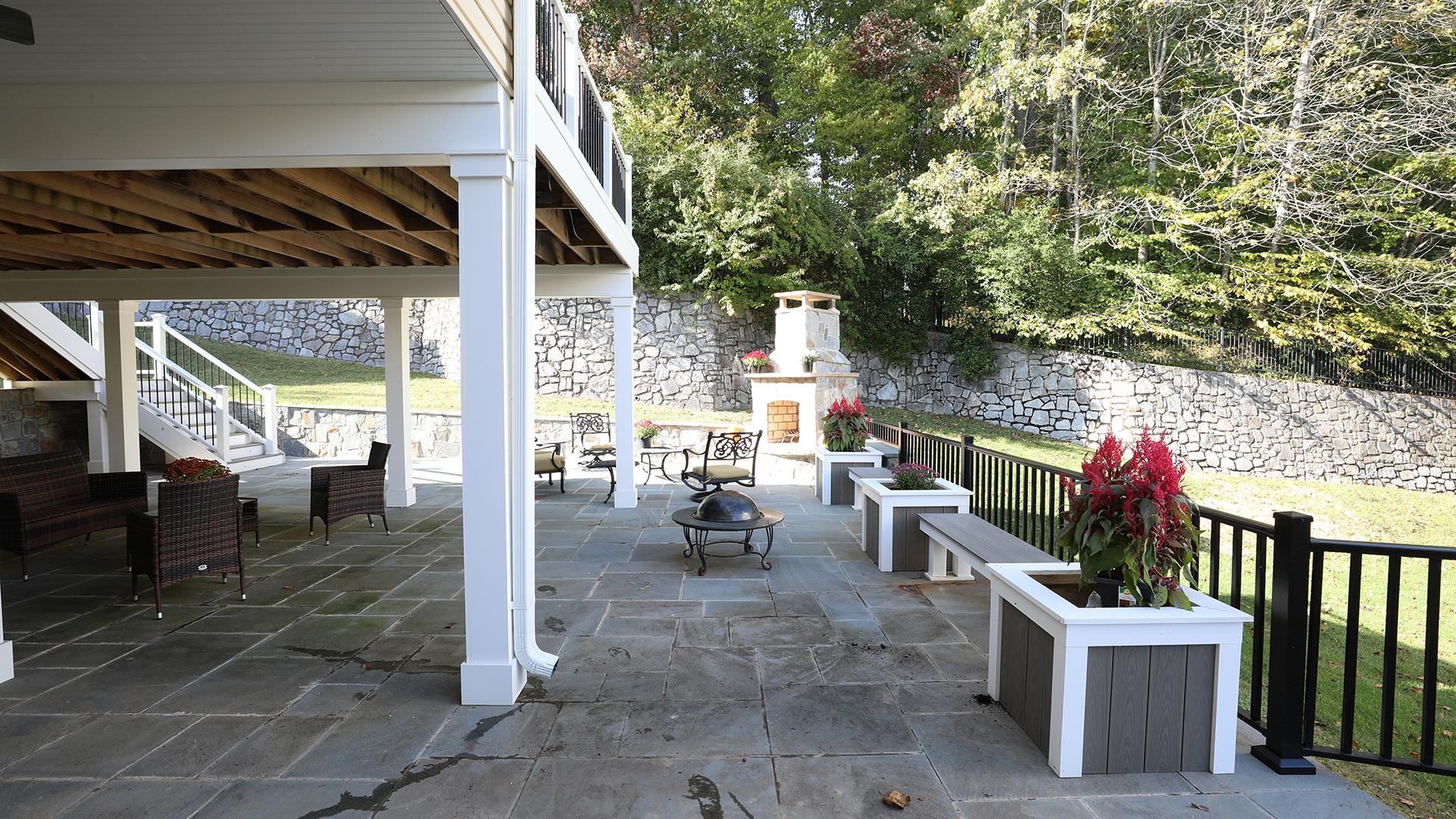 2021 NARI Metro DC Coty MERIT AWARD Residential Landscape Design/ Outdoor Living over $250,000